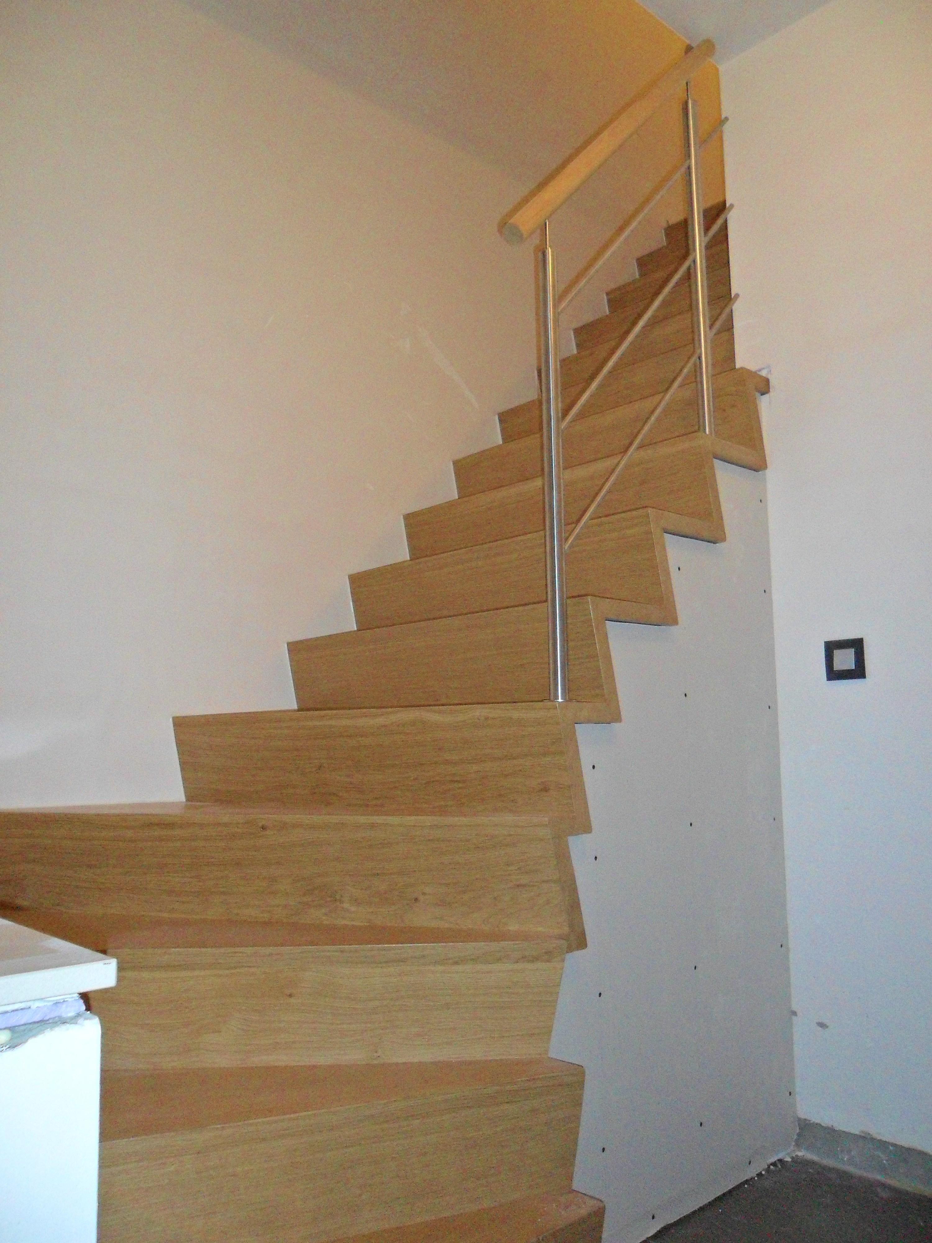 Trappen interieur exterieur trappen renier for Modern trap